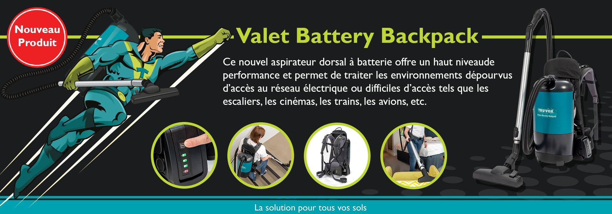 Valet Battery Backpack Hero
